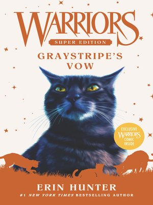 cover image of Graystripe's Vow