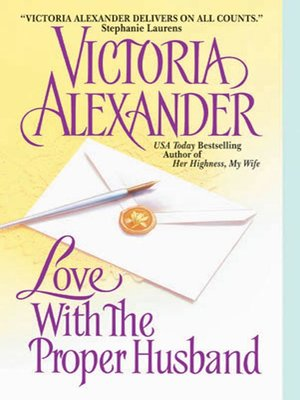 cover image of Love with the Proper Husband