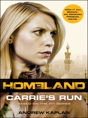 cover image of Carrie's Run