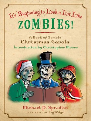 cover image of It's Beginning to Look a Lot Like Zombies