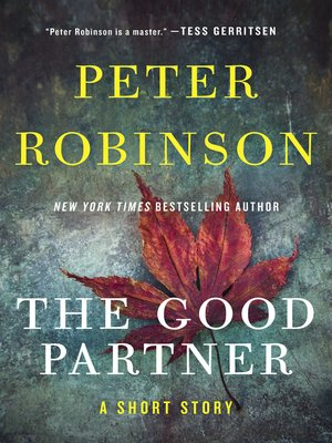cover image of The Good Partner