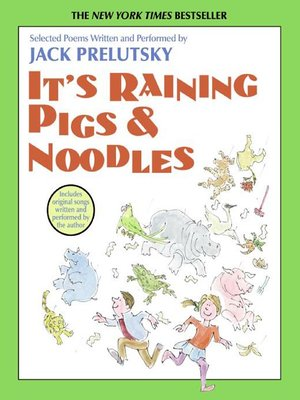 cover image of It's Raining Pigs and Noodles