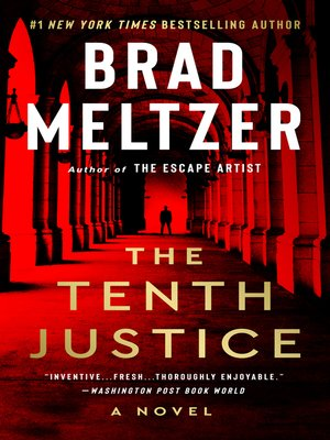 cover image of The Tenth Justice