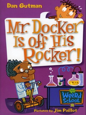 cover image of Mr. Docker Is Off His Rocker!