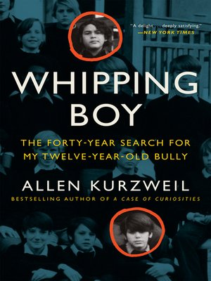 cover image of Whipping Boy