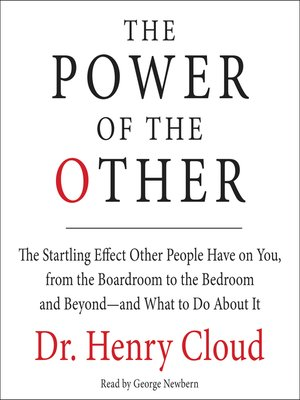 cover image of The Power of the Other