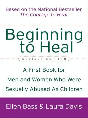 cover image of Beginning to Heal (Revised Edition)