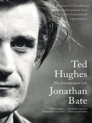 cover image of Ted Hughes