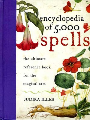 cover image of Encyclopedia of 5,000 Spells