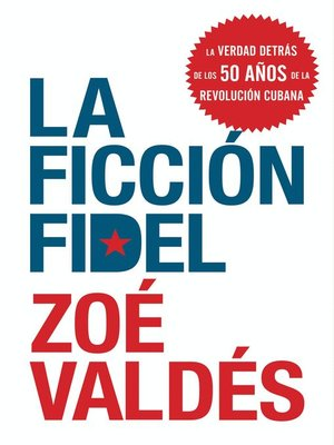 cover image of La ficcion Fidel