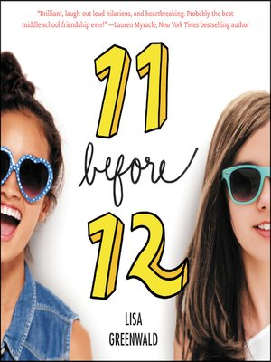 cover image of 11 Before 12