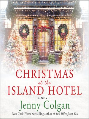 cover image of Christmas at the Island Hotel