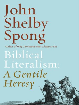 cover image of Biblical Literalism