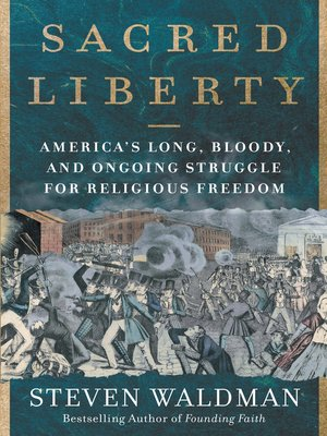 cover image of Sacred Liberty