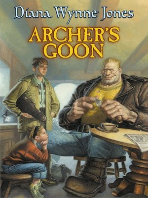 cover image of Archer's Goon