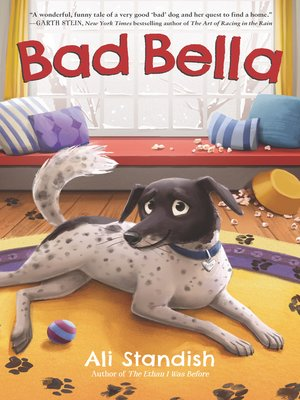 cover image of Bad Bella