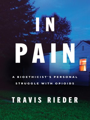 cover image of In Pain
