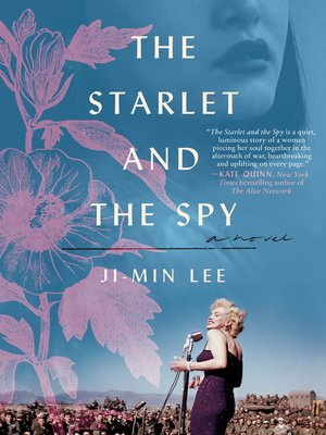 cover image of The Starlet and the Spy