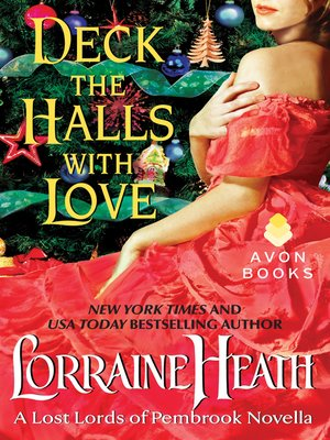 cover image of Deck the Halls with Love
