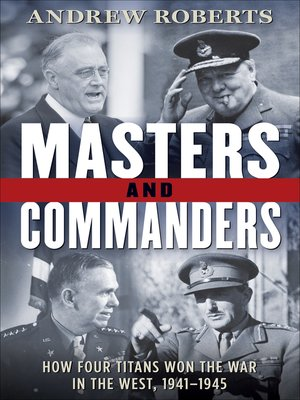 cover image of Masters and Commanders