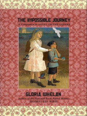 cover image of The Impossible Journey