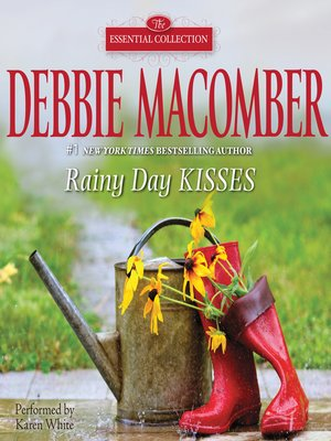 cover image of Rainy Day Kisses