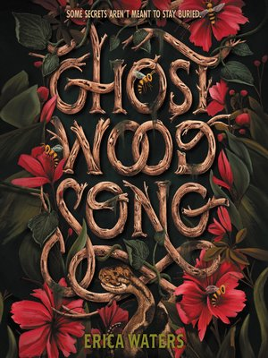 cover image of Ghost Wood Song