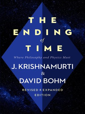 cover image of The Ending of Time