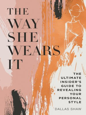 cover image of The Way She Wears It