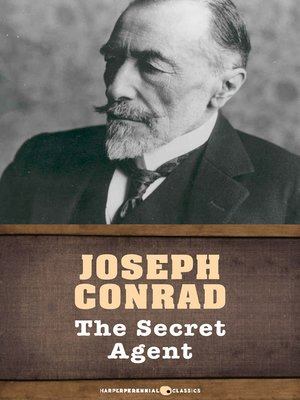 cover image of The Secret Agent
