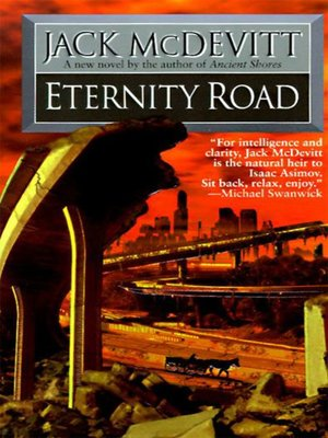 cover image of Eternity Road