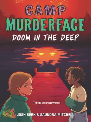 cover image of Doom in the Deep