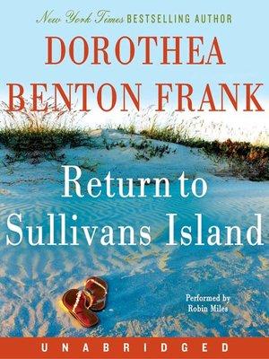 cover image of Return to Sullivans Island