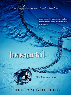 cover image of Immortal with Bonus Material
