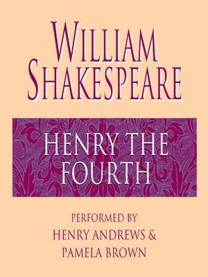 cover image of Henry the Fourth