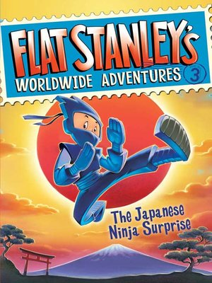 cover image of The Japanese Ninja Surprise