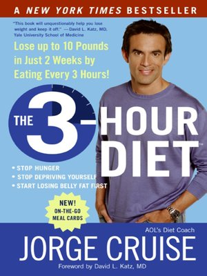 cover image of The 3-Hour Diet
