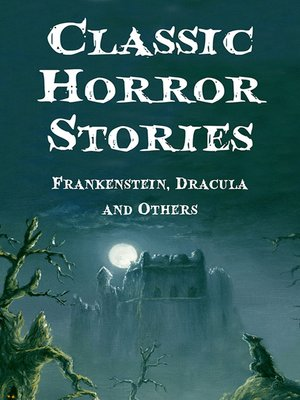 cover image of Classic Horror Stories