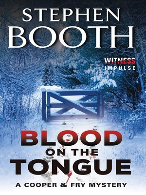 cover image of Blood on the Tongue