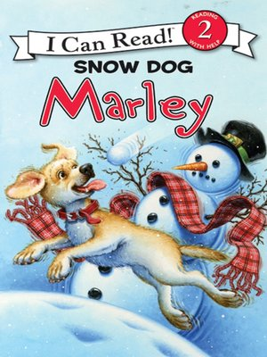 cover image of Snow Dog Marley