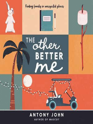 cover image of The Other, Better Me