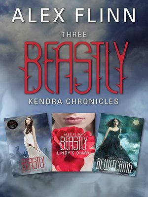 cover image of Three Beastly Kendra Chronicles