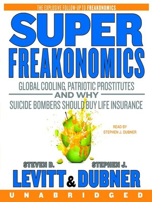 cover image of SuperFreakonomics