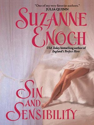 cover image of Sin and Sensibility