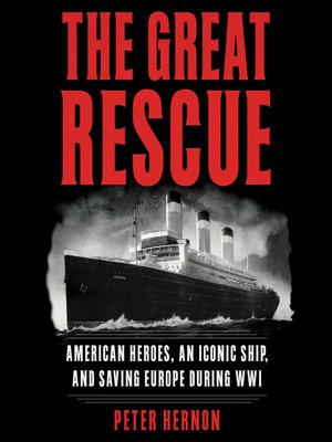 cover image of The Great Rescue