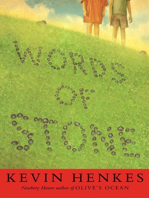 cover image of Words of Stone