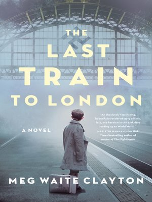 cover image of The Last Train to London
