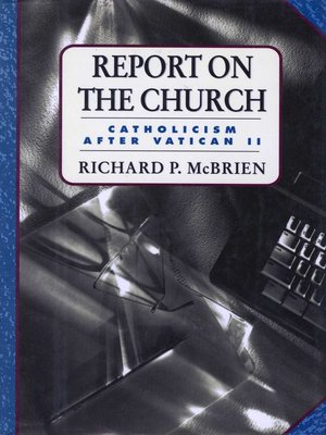 cover image of Report on the Church