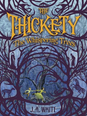cover image of The Whispering Trees