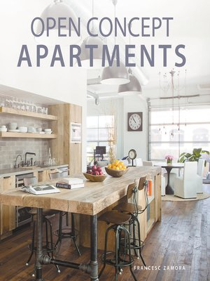 cover image of Open Concept Apartments
